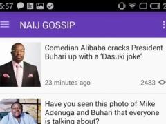 NAIJ.com Gossip 1.5 Screenshot