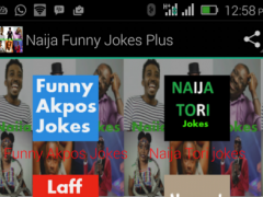 Naija Funny Jokes Plus 1.0 Screenshot