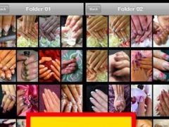Nail Art Plus+ 1.3 Screenshot