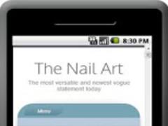Nail Art Salon 0.1 Screenshot