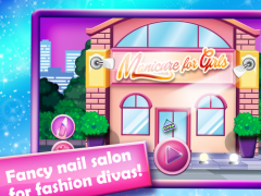 Nail Salon-Manicure for Girls  Screenshot
