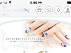 Nail studio Wing 4.1 Screenshot