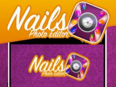 Nails Design Photo Editor 1.2 Screenshot