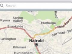 Nairobi Offline Map & Guide 1.49 Screenshot