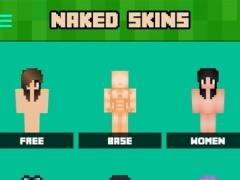 naked girl minecraft pe skin