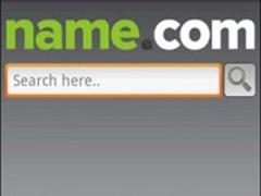 Name.com Android App 1.15 Screenshot