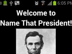Name That President! 1.0.3 Screenshot