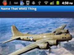 Name That WWII Thing 3.29 Screenshot