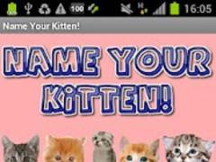 Name Your Kitten! (FREE) 1.0 Screenshot