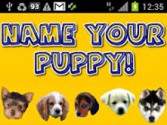 Name Your Puppy! (FREE) 1.0 Screenshot