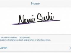 Nami Sushi 1.0.4 Screenshot