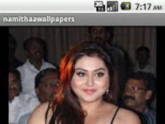Namitha Wallpapers 1.0 Screenshot