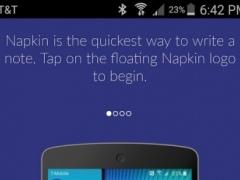 Napkin 0.91 Screenshot