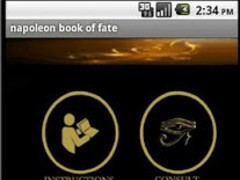 Napoleon Book Of Fate 2.0.2 Screenshot