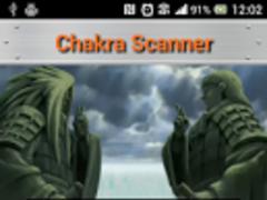 Naruto Chakra Scanner 1.0 Screenshot