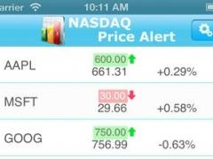 Nasdaq Price Alert 1.7 Screenshot