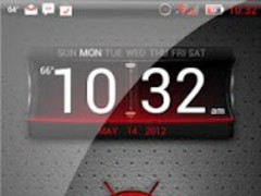 NateModz Red CM10 Theme 1.2.3 Screenshot