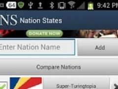 Nation States - free 2.1.1 Screenshot