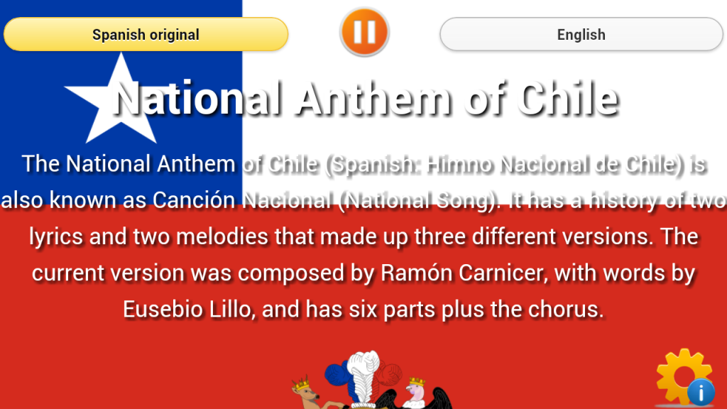 National Anthem of Chile 3.0 Free Download
