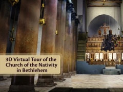 Nativity Church 3D Interactive Virtual Tour - The Birthplace of Jesus Christ 2.0 Screenshot