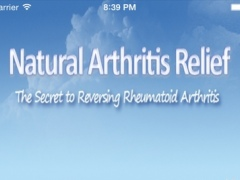 Natural Arthritis Relief Now 1.0 Screenshot