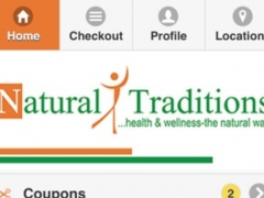 Natural Traditions, Inc. 2.2.15 Screenshot