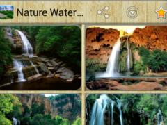 Nature Waterfall Images 2.0 Screenshot