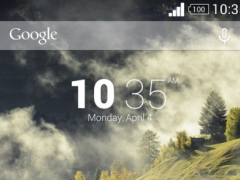 Natures Warmth - Xperien Theme 1.0.0 Screenshot