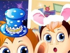 Naughty Monkey - Girls & Kids Games 1.0 Screenshot