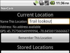 NavCom 1.02 Screenshot