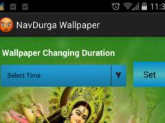NavDurga Wallpaper Changer  Screenshot