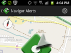 Navigar Alerts Costa Rica 1.2 Screenshot