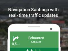 Navigation Santiago 1.0 Screenshot