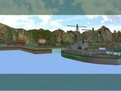 Navy Warship Battle 3D 1.0 Screenshot