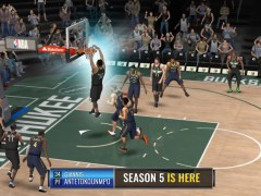 NBA LIVE Mobile Basketball 2.1.5 Screenshot