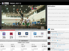 NBA Summer League 2013 2.1 Screenshot