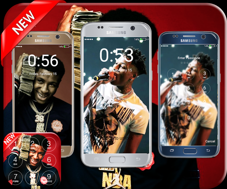Nba Youngboy Lock Screen 1 2 Free Download