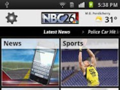 NBC26.com WGBA-TV Green Bay 6.8 Screenshot