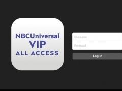 NBCU VIP 3.1.2 Screenshot