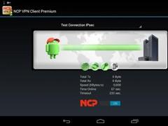 NCP VPN Client Premium 3.00 Screenshot