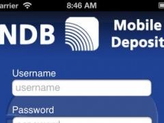 NDBMobileDeposit 1.1 Screenshot