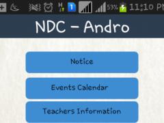 NDC-andro 3.20 Screenshot