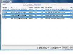 NDS Rom Tool  Screenshot