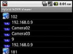 NDVR Client 4.9 Screenshot