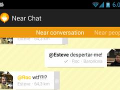 Near Chat 2.26 Screenshot