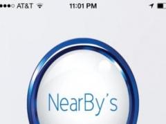 NearBy's 1.0 Screenshot