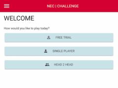 NEC Challenge 1.2.0 Screenshot