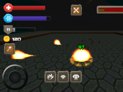 Necromancer PRG Game 35 Screenshot