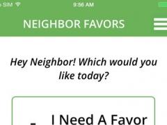 Neighbor Favors 1.3 Screenshot