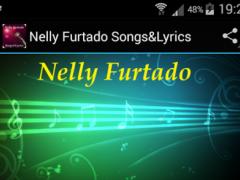 Nelly Furtado Songs&Lyrics 1.0 Screenshot